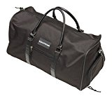 Roachtown Large Premium Quality Gym Bag Duffle Bag Sports Bag, Overnight Travel Holdall Bag/Weekend Travel Bag, Cabin Carry on Luggage with Separate Shoe Compartment. Comes with Bonus High Quality Drawstring Bag.