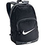 Nike Anthracite Backpack - Black, With an abundance of storage space, ideal for books, stationery lunch and other essentials this black Nike Anthracite backpack is great for back to school. (Anthracite - Black)
