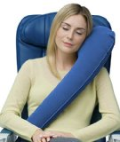 Travelrest - Ultimate Travel Pillow (BEWARE of COUNTERFEITERS) Ergonomic - Lean Into It To Sleep - Fall Asleep Faster....Stay Asleep Longer (Rolls Up Small)
