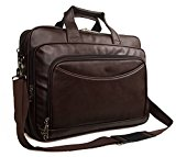King of Flash Premium Luxury Mens Faux Leather Brown 15