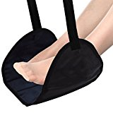 Hibate Portable Foot Rest Travel Plane Footrest