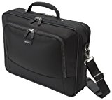 Dicota Classic Giant Black Laptop Bag Carry Case for 18